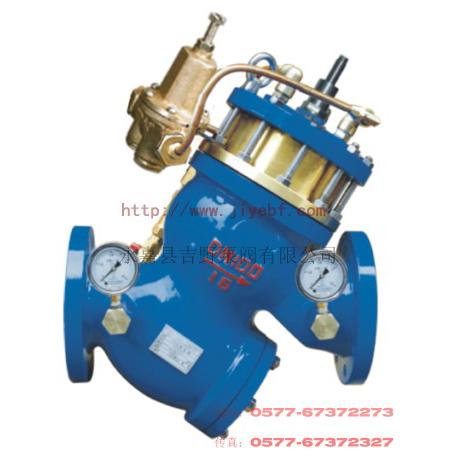yq980011-ls20011型过滤活塞式流量控制阀图片